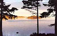 Texada Shores Vacation Suites Bed & Breakfast, Texada Island, B.C. - Click me!