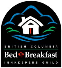 British Columbia Bed & Breakfast Innkeepers Guild, Parksville, B.C. - Click me!